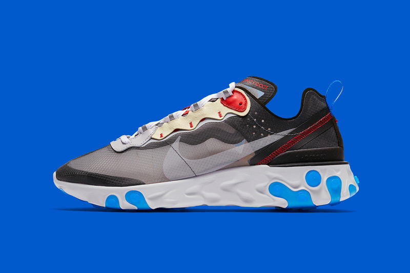 36ad39587a9b nike react element 87 dark grey desert sand 2018 nike sportswear