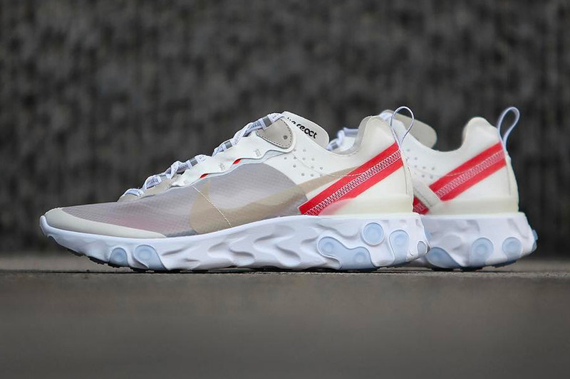 d542943d5675c2 Official Store List for the Nike React Element 87 North America Release
