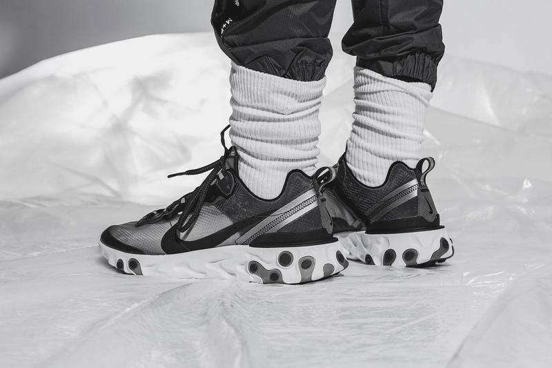 free delivery well known save up to 80% Nike React Element 87 NA Release Official Retailers | HYPEBEAST