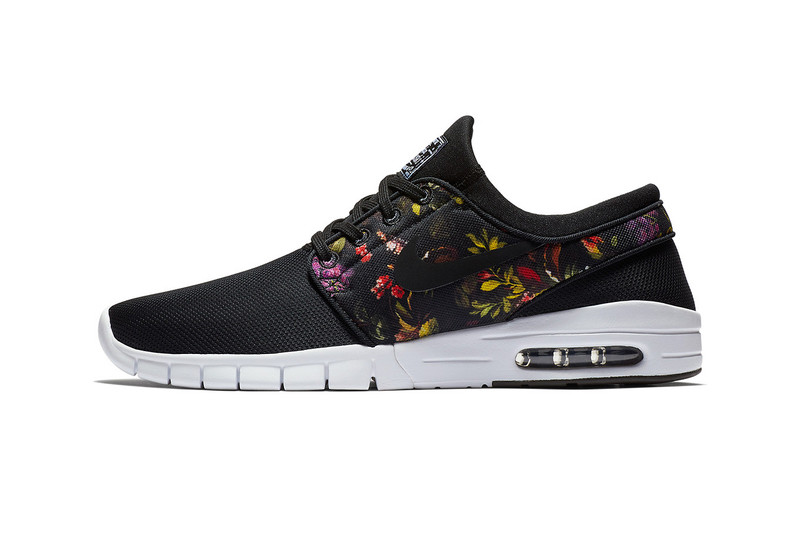 148201ce30a Nike Plasters The Janoski Max With New Fl Pattern Go To Ground