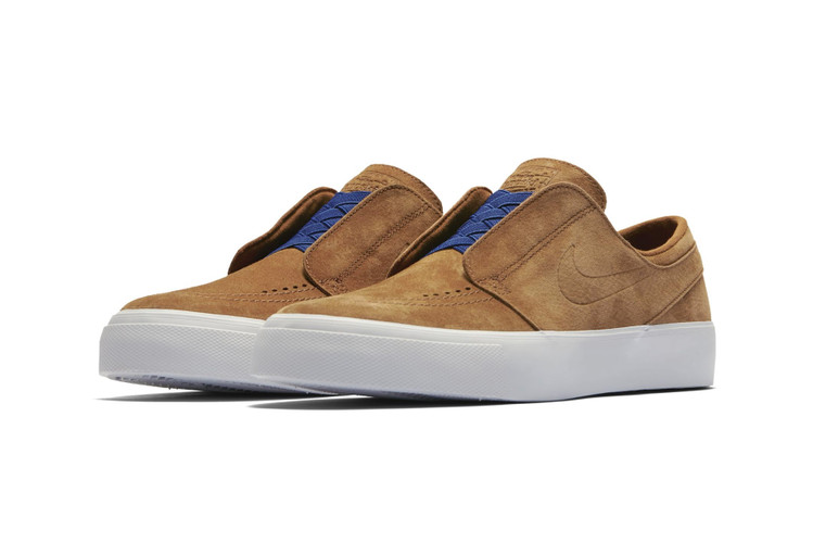 0fa9410a3f59ea Nike SB Updates the Zoom Janoski HT Slip-On With