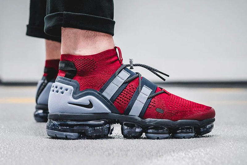 7e678f1ee46 Nike Air VaporMax Utility New England Patriots Colorway release info drop  date price purchase price July