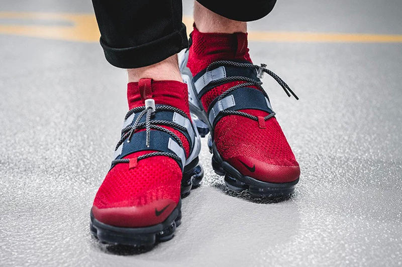 9981fa74a65 Nike Air VaporMax Utility New England Patriots Colorway release info drop  date price purchase price July