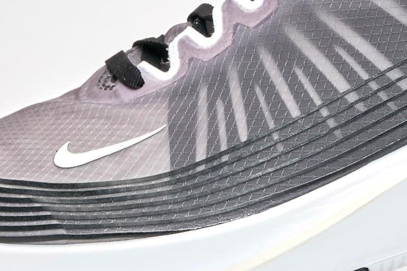 Nike Zoom Fly SP Black Light Bone White 2018 release date info drop sneakers shoes footwear