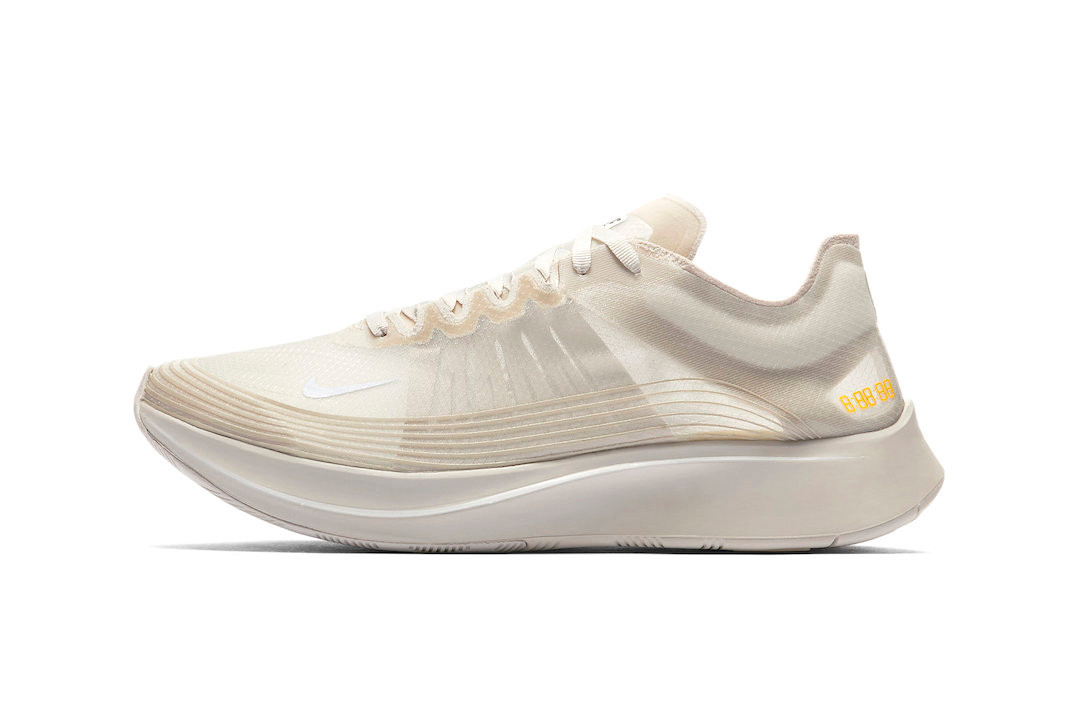 """Nike Adds """"Light Bone"""" to the Zoom Fly"""