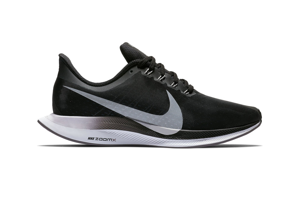 ad626071d Nike Zoom Pegasus Turbo Black Silver Release Details
