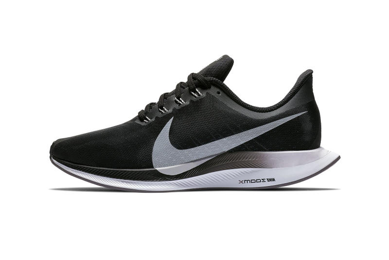 Nike Zoom Pegasus Turbo Black Silver Colorway Release Date Details Kicks Shoes Trainers Sneakers Footwear Available Cop Purchase Soon
