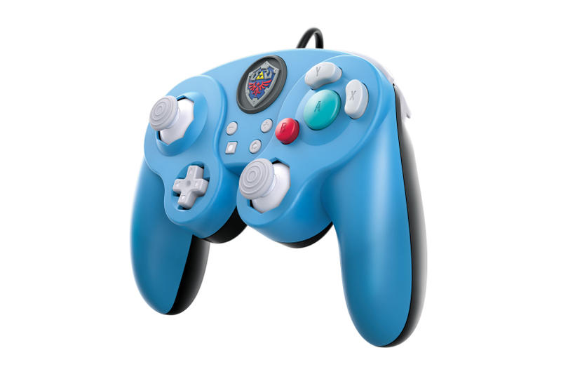 nintendo switch super smash bros pdp Wired Smash Pad Pro gamecube inspired controller adaptor c stick wired customizable