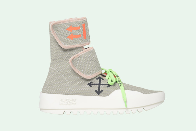 2e5a8d6564b0 Off-White™ s CST-100 Sneaker in Light Grey Now Up for Pre-Order