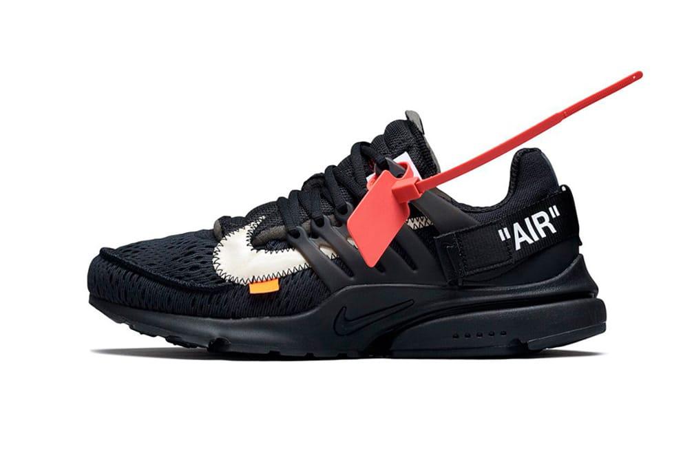 Off-White™ x Nike Air Presto Black