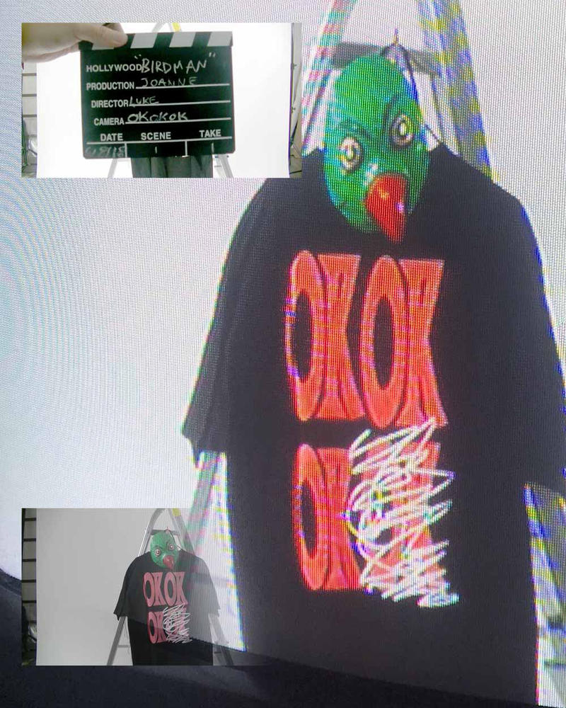 OKOKOK Spring Summer 2018 Collection Lookbook T shirts Hong Kong Streetwear Infinite Data
