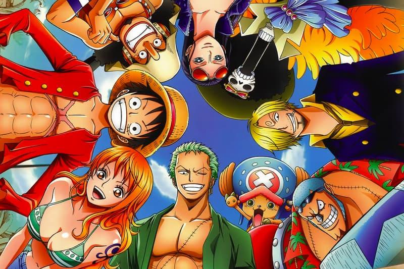 One Piece Creator Eiichiro Oda 80 Percent Finished After 20 Years Shonen Jump Manga Ending