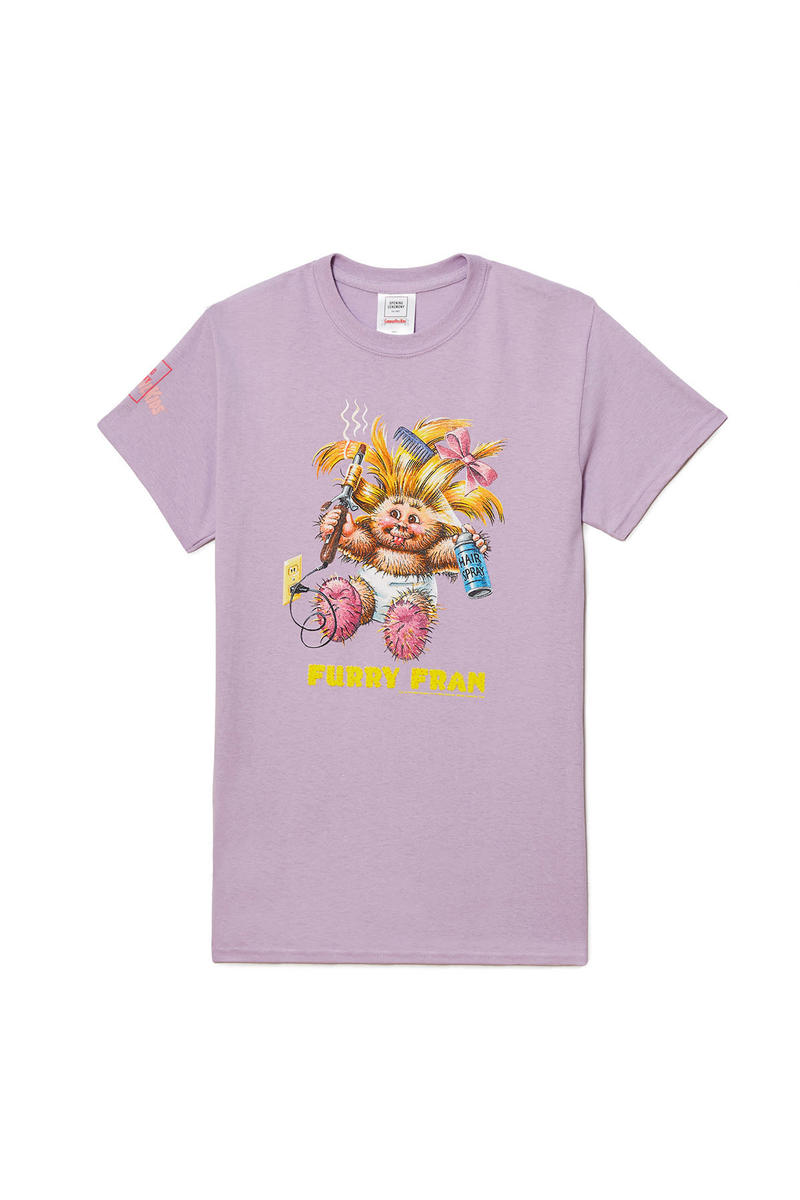 Opening Ceremony garbage pail kids collaboration tee shirt hoodie graphic print july 24 2018 drop release date info buy purchase sale