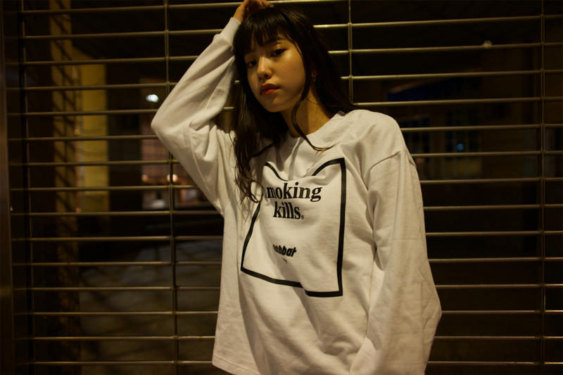 Oallery Fxxking Rabbits collaboration collection lookbook pop-up Ryo Ishikawa