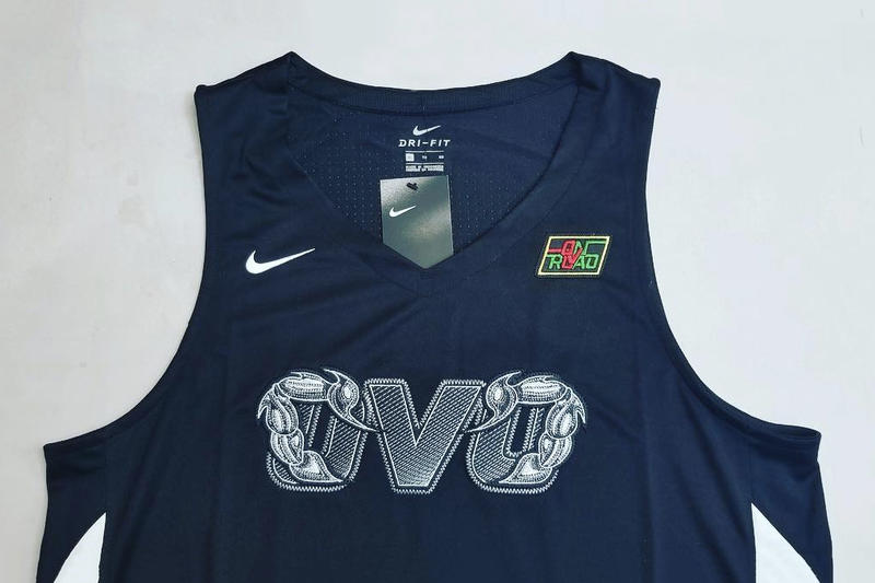 c2d3ca069fe75 OVO x Nike Drake Basketball Kit Teaser Instagram Champagnepapi Jordan Brand