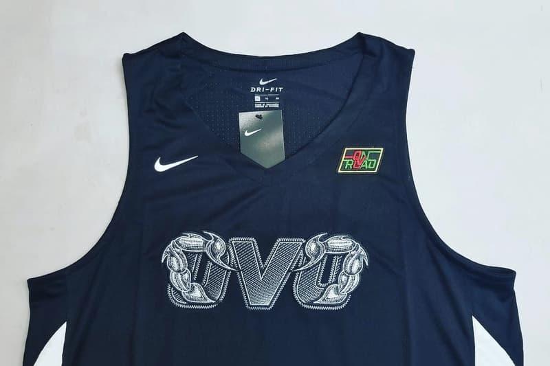 f9a0a07dc Drake Teases OVO x Nike Basketball Kit on IG | HYPEBEAST