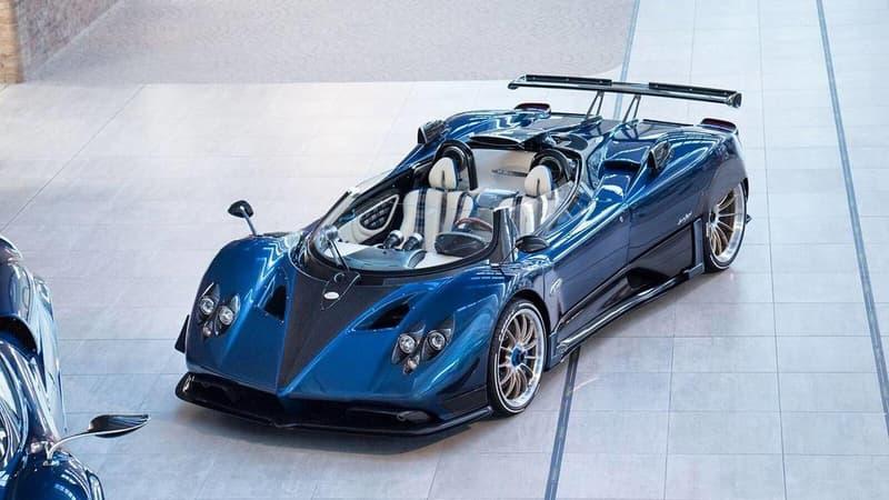Pagani Zonda HP Barchetta: World's Most Expensive Car