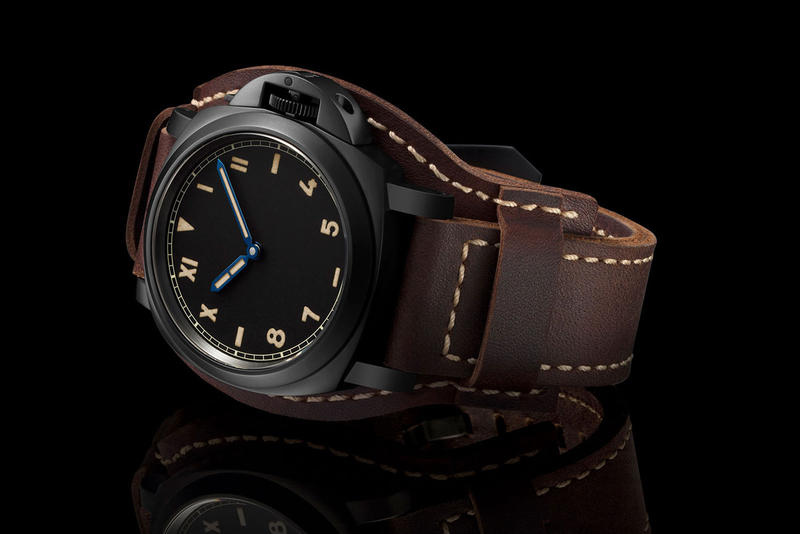 Panerai Luminor California 8 Days DLC PAM 779 Watches Time Pieces titaniu