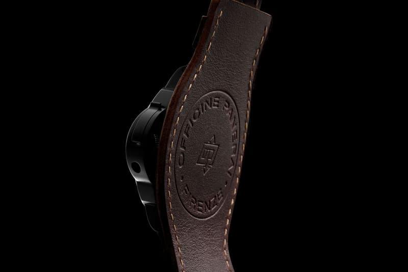 Panerai Luminor California 8 Days DLC PAM 779 Watches Time Pieces titaniu