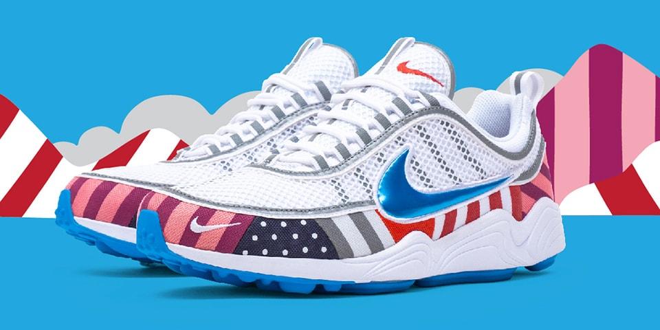 new product ae5b7 0dc6e Parra x Nike Air Max 1   Spiridon Release Date   HYPEBEAST