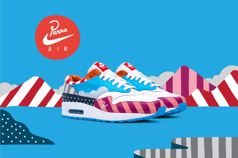 Parra Nike Air Max One Friends Family Zoom Spiridon Apparel Footwear Sneakers Kicks Trainers Shoes Release Details Purchase Buy Cop First Look