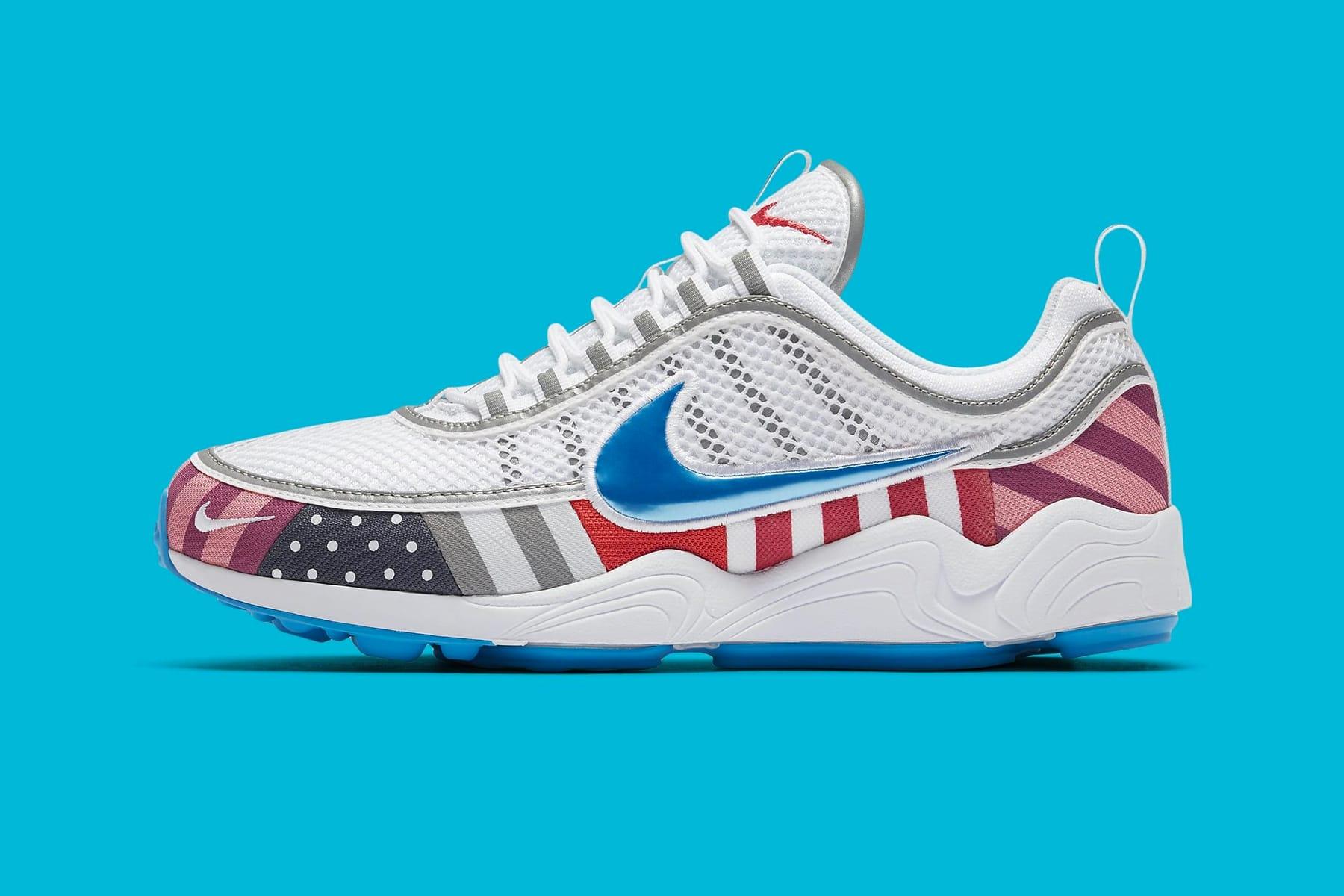 Parra x Nike Air Zoom Spiridon Official