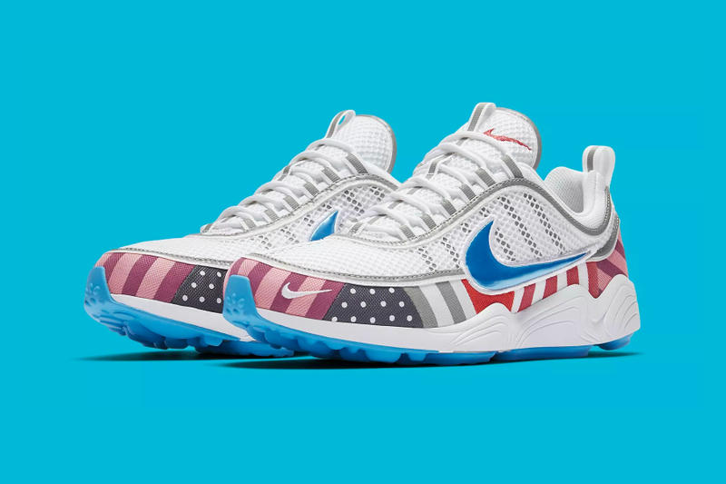 Parra x Nike Air Zoom Spiridon