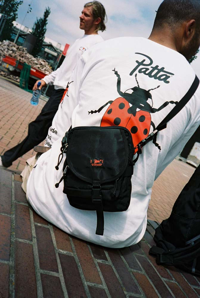 Patta Ben-G 13 Year Anniversary Collection Skateboarding Skateboard amsterdam drop release date info skateboarding july 13 2018 Nieuwezijds Voorburgwal