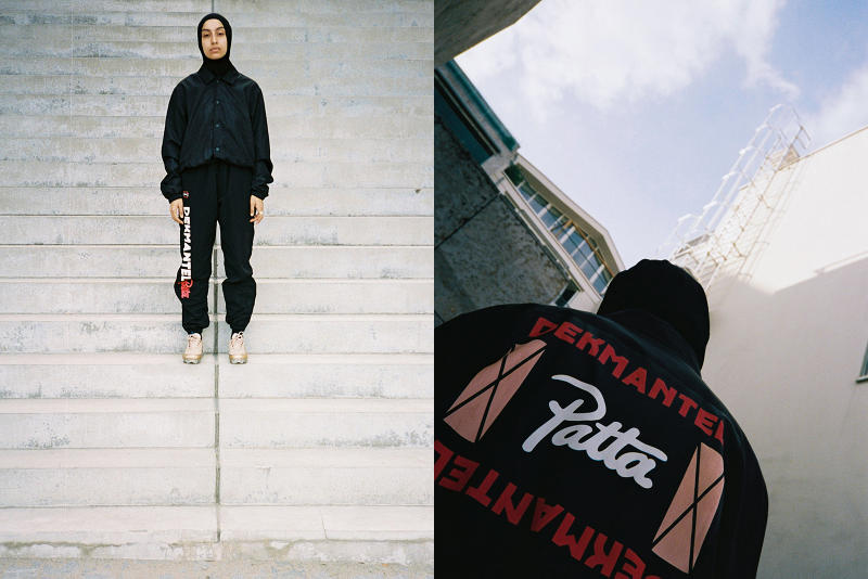 cd64789d5807 Patta Dekmantel 2018 Capsule Collection Lookbook Clothing Fashion Cop  Purchase Buy In-Store Release Details