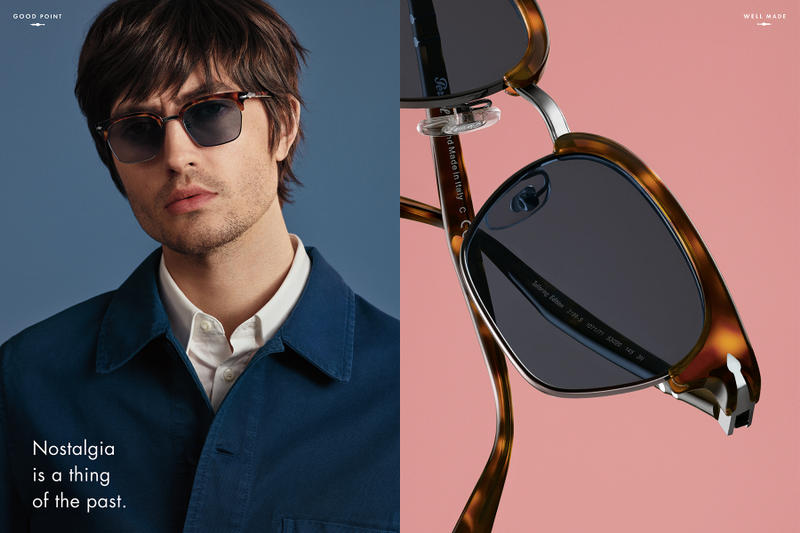 "Persol ""Good Point, Well Made"" Luka Sabbat Event Gia Coppola Brandon Flynn 13 Reasons Why"