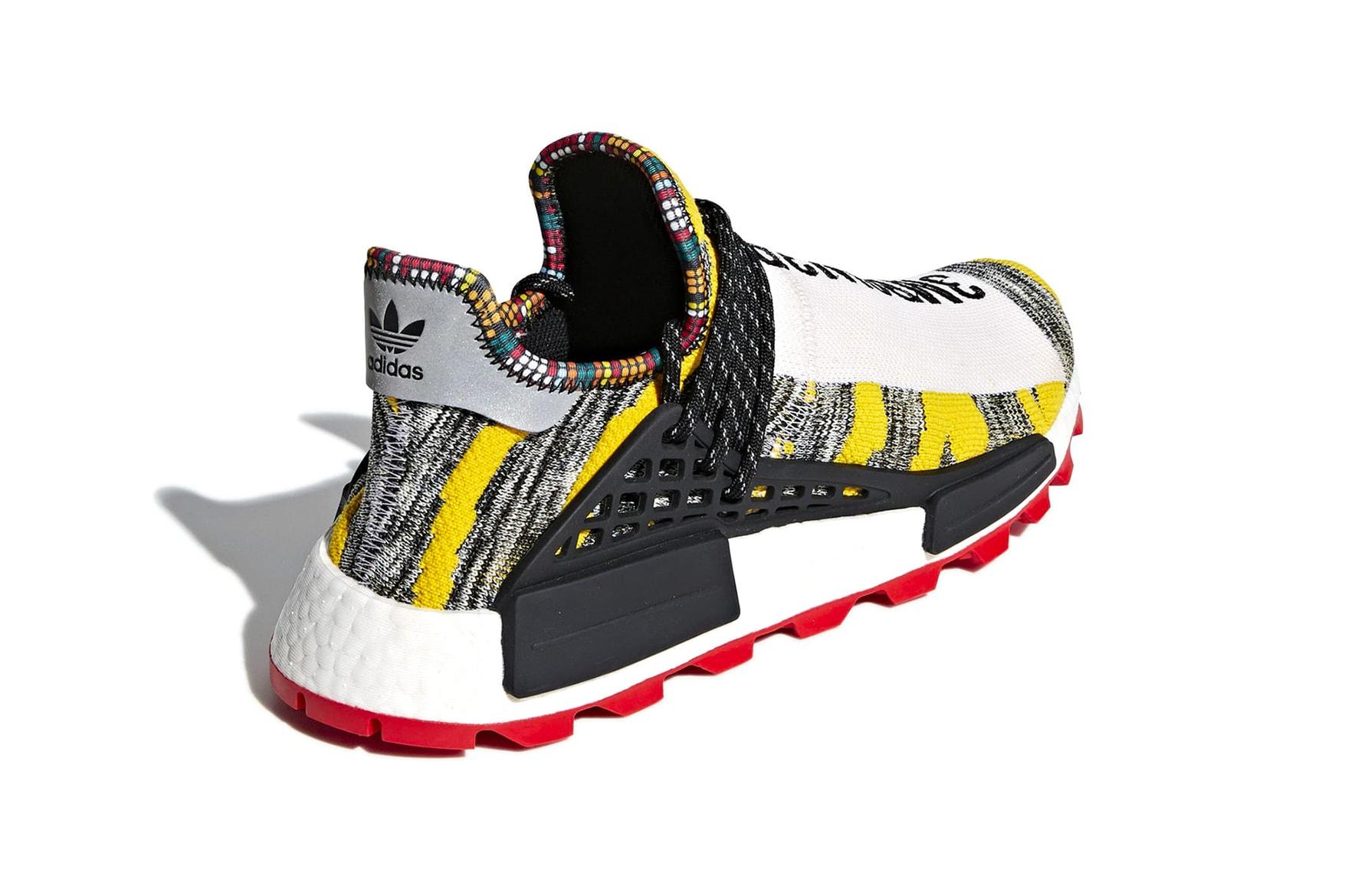 6b9c924e26d10 ... Pharrell williams x adidas originals NMD Hu