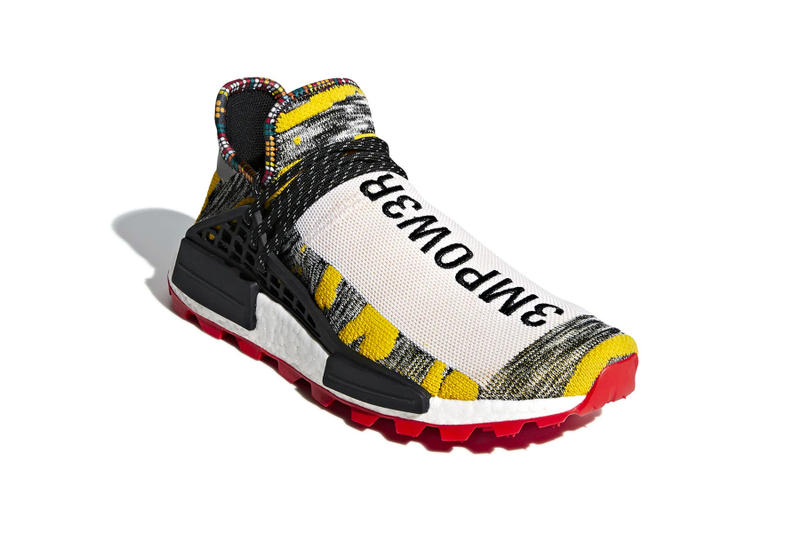 uk availability 99936 a88f4 Pharrell x adidas NMD Hu