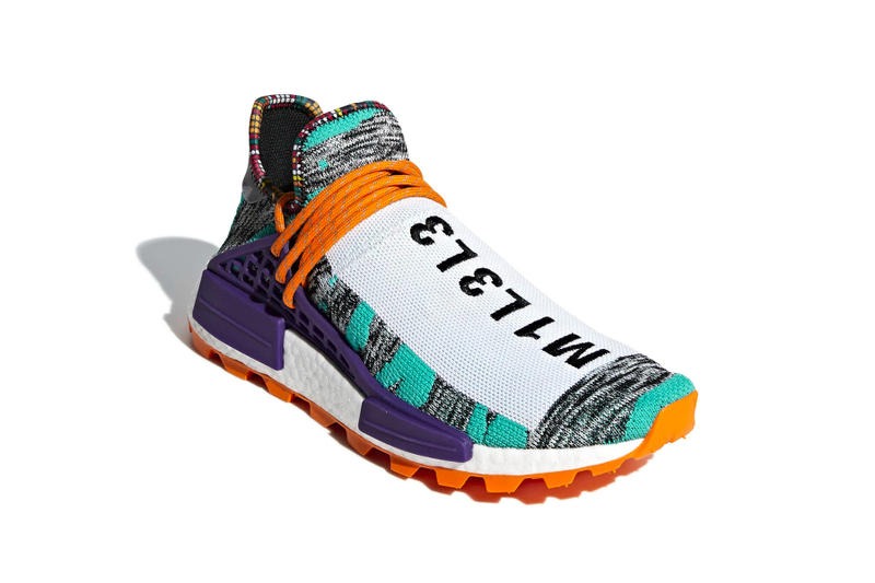 uk availability eeb28 94b4f Pharrell x adidas NMD Hu