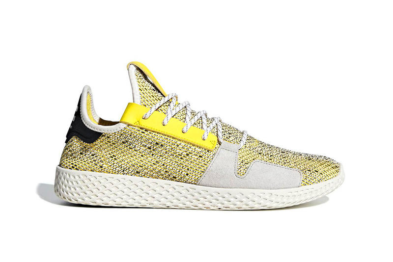 pharrell adidas tennis hu v2 first look 2018 footwear summer fall pharrell williams adidas originals