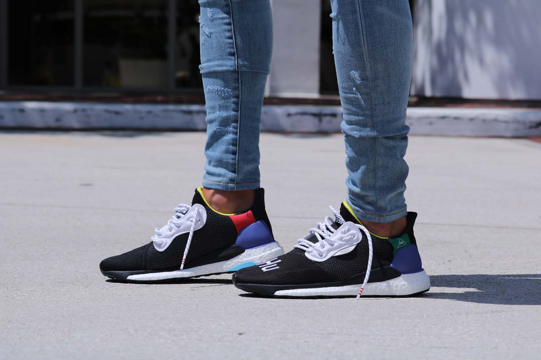 adidas solar hu black