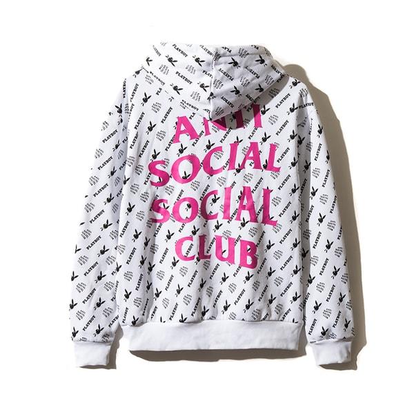Playboy White Label x Anti Social Social Club