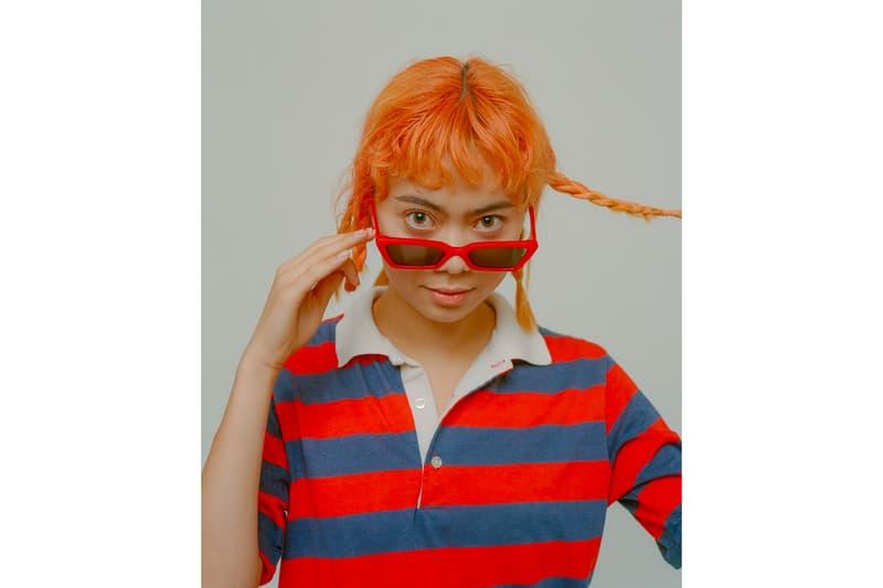 PLEASURES x Akila Eyewear Collection sunglasses frames release date cat eye hi-fi