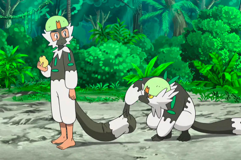 Pokémon Disney XD Skip Sun and Moon Touchdown of Friendship!! Episode First time 16 years Pokémon Passimian Episode 64