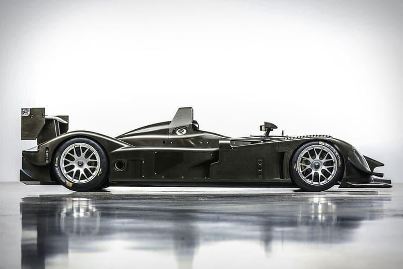 Porsche RS Spyder 2007 motorsport car auction bid sale racecar gooding co buy bid street legal v8 engine