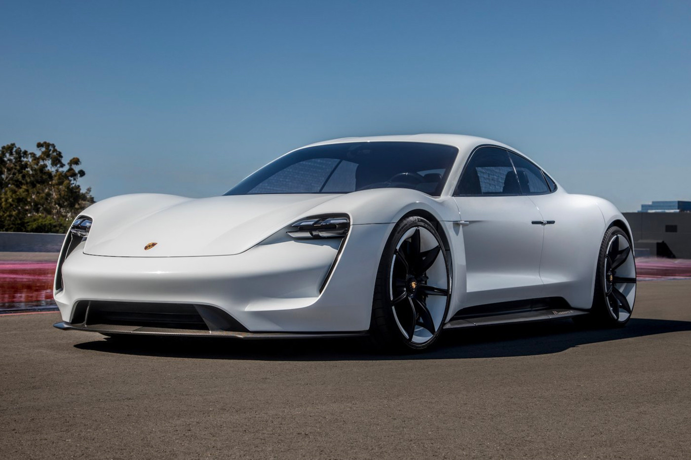 Waiting List For Porscheu0027s First Fully Electric Tesla Rival Grows