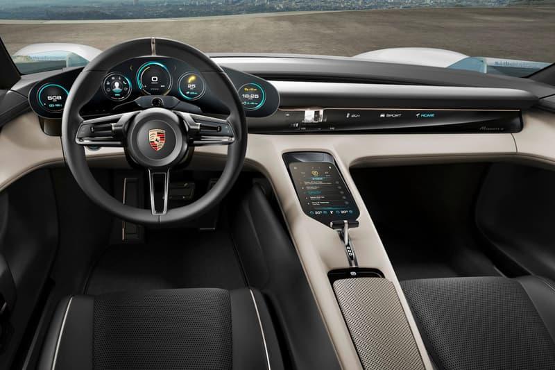 Porsche Taycan Electric Tesla Rival Waiting List Vehicle Car