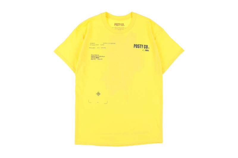 Post Malone Nubian Pop Up Store Shop Clothing Collection Buy Purchase Cop Long Sleeve Short Sleeve T-Shirts Beanies Tote Bags exclusive merch july 28 29 2018 limited edition exclusive tour