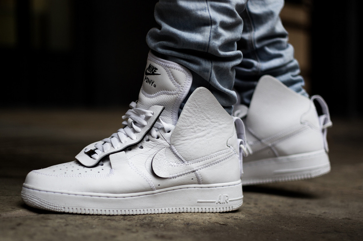 Psny X Nike Air Force 1 High Potential Release Hypebeast
