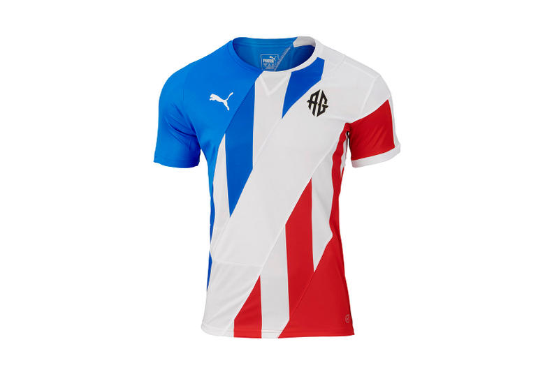1a4ea81789 Floor Wesselin PUMA Homage Jerseys Customized Football kits soccer France  Atletico Madrid Antoine Griezmann Germany Borussia