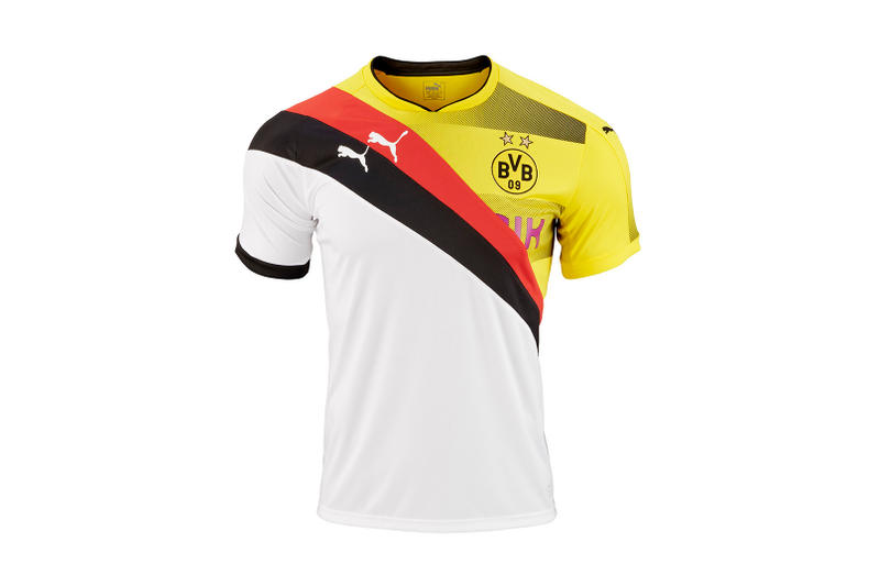 Floor Wesselin PUMA Homage Jerseys Customized Football kits soccer France Atletico Madrid Antoine Griezmann Germany Borussia Dortmund Marco Reus Argentina Manchester City Sergio Agüero.