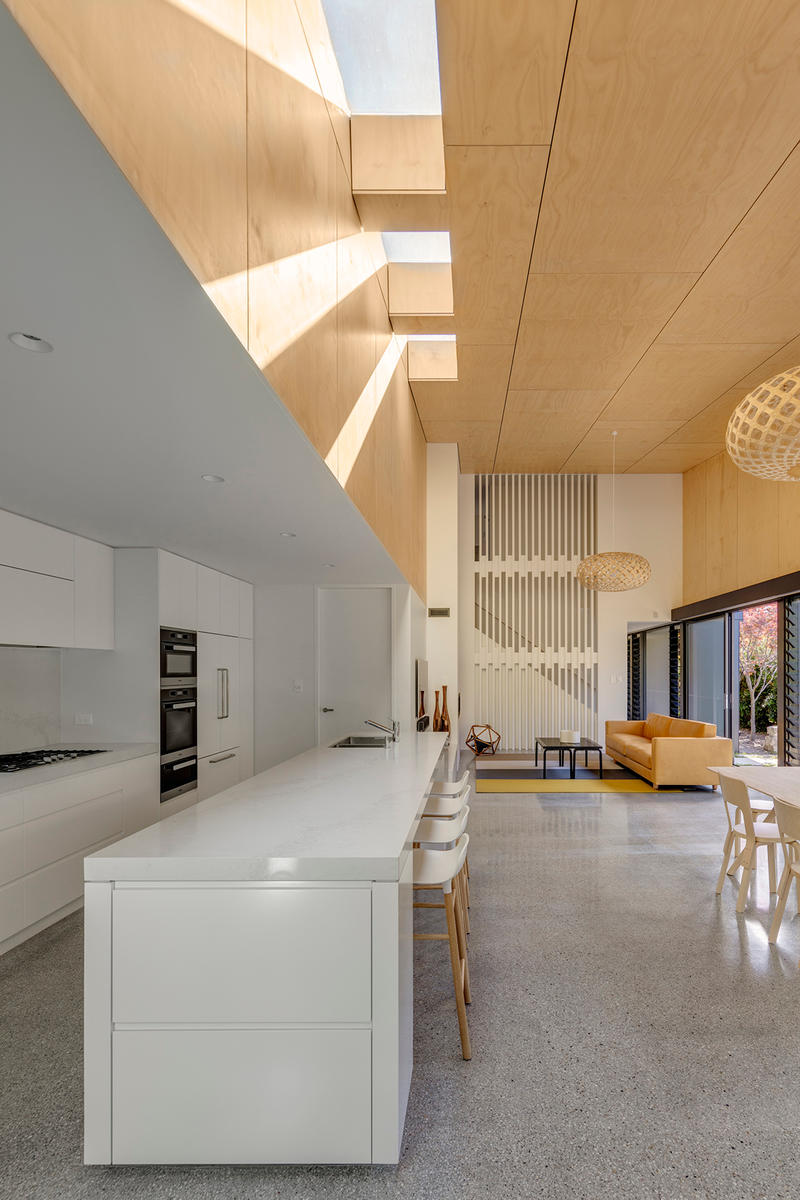 Randwick House Ben Giles Architect Australia Homes Houses Modern Sleek Interior Exterior