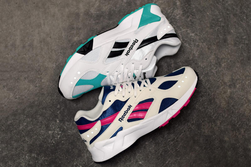 c28fc58ce46cf Reebok Aztrek OG 2018 Sneaker Release Date Details Shoes Trainers Sneakers  Kicks Footwear Cop Purchase Buy