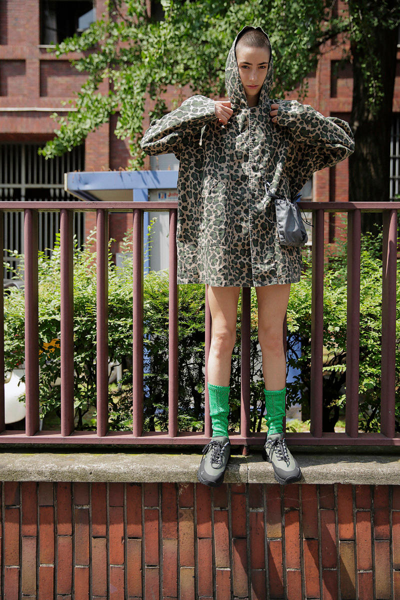 ROA Spring/Summer 2018 Editorial Slam Jam socialism boots footwear milan collection shoes
