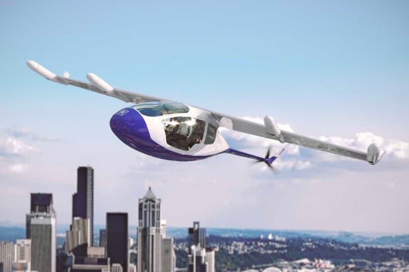 Rolls-Royce Air Taxi Concept plane cargo transportation evtol electric