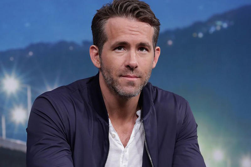 ryan reynolds stoned alone home entertainment 2018 films movies rumor producer produce talk show guest interview